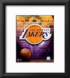 Los Angeles Lakers Framed Photographic Print