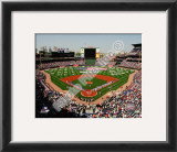 Turner Field 2010 Opening Day Framed Photographic Print