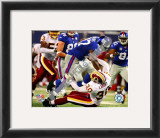 Brandon Jacobs 2008 Framed Photographic Print