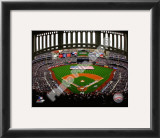 Yankee Stadium 2010 Opening Day Framed Photographic Print
