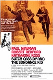 Butch Cassidy and the Sundance Kid Masterprint