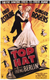 Top Hat Masterprint