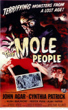 The Mole People Masterprint
