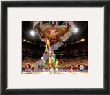Kobe Bryant Game One of the 2009-10 NBA Finals Framed Photographic Print