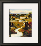 Winding Rivers Prints by Carmen Dolce