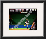 Ubaldo Jimenez 2010 Framed Photographic Print