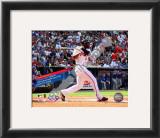 Jason Heyward 1st MLB Home Run Framed Photographic Print