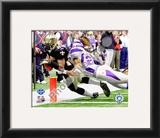 Reggie Bush 2009 NFC Championship Framed Photographic Print
