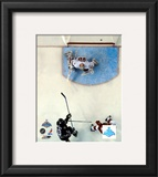Shawn Horcoff 2006 Stanley Cup Framed Photographic Print