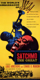 Satchmo the Great Masterprint