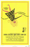 Funny Girl Masterprint