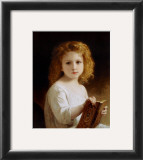 The Story Book Posters by William Adolphe Bouguereau