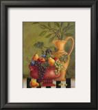 Fresco Fruit II Prints by Jillian Jeffrey
