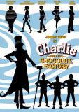 Charlie og Chokoladefabrikken Masterprint