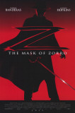 The Mask of Zorro Masterprint