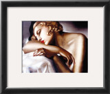 The Sleeper Prints by Tamara de Lempicka