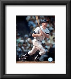Mickey Mantle - Batting Framed Photographic Print