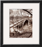 Central Park Bridge III Prints by Christopher Bliss