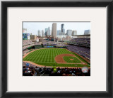 Target Field 2010 Interior Framed Photographic Print