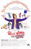 Willy Wonka & the Chocolate Factory Masterprint