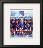 New York Rangers Framed Photographic Print