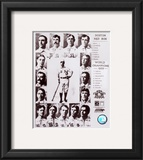 1903 Red Sox Championship Framed Photographic Print