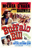 Buffalo Bill Masterprint