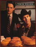 Twin Peaks Reproduction image originale