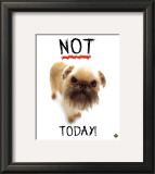 Not Today Prints