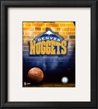 Denver Nuggets Framed Photographic Print