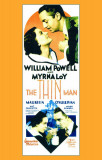 The Thin Man Masterprint