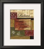 Believe Posters by Debbie DeWitt