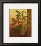 Oak Leaves Art by Jillian Jeffrey