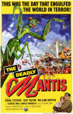 The Deadly Mantis Masterprint