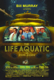 Life Aquatic with Steve Zissou Masterprint