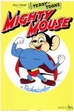 Mighty Mouse Masterprint