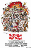 Rock n' Roll High School Masterprint
