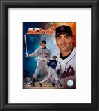 Carlos Beltran - 2005 Composite Framed Photographic Print