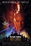 Star Trek First Contact (Primer contacto) Lámina maestra