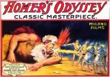 Homer's Odyssey Masterprint