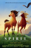 Spirit- Stallion of the Cimarron Masterprint