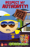 South Park Tryckmall