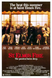 St. Elmo's Fire Masterprint