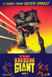The Iron Giant Masterprint