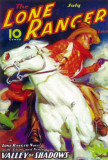 The Lone Ranger Masterprint