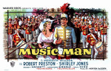 The Music Man Masterprint