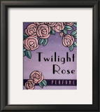 Twilight Rose Art by Louise Max