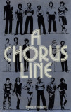 A Chorus Line Masterprint