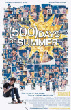 500 Days of Summer Masterprint