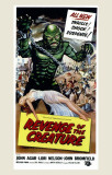 Revenge of the Creature Masterprint